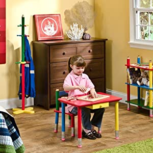 Berman Kids Pencil Desk Set