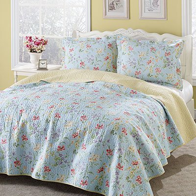 Laura Ashley Quilt Sets front-1002274