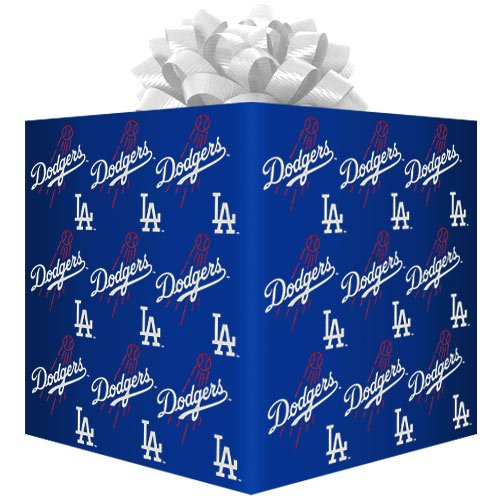 Mlb Los Angeles Dodgers Wrapping Paper