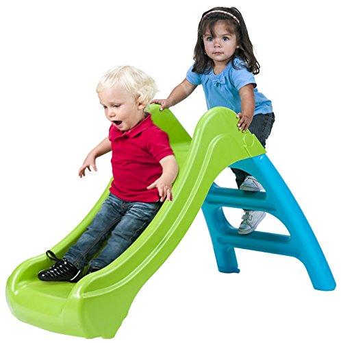 Feber - 800007565 - Jeu de Plein Air - Baby Toboggan Feber