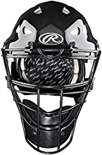 Baseball Catcher39s CoolFlo Hockey Style Mask Youth amp Adult Size Meets NOCSAE Little League amp Tr