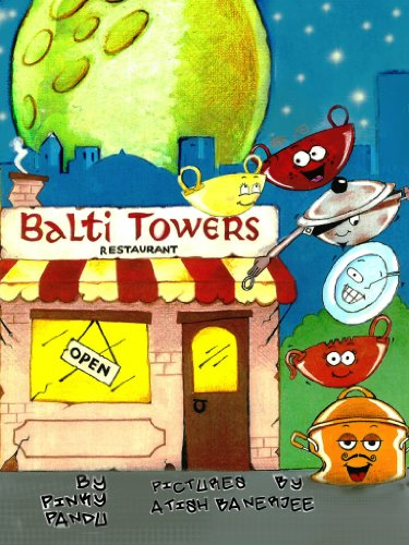 Balti Towers (Reading and Cooking Together Book 1) (Balti Cooking compare prices)