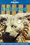 Lonely Planet Lebanon (0864423500) by Ann Jousiffe