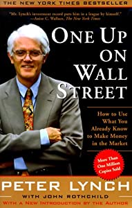 "Cover of ""One Up On Wall Street : How To ..."