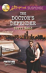 The Doctor's Defender (Love Inspired Suspense)