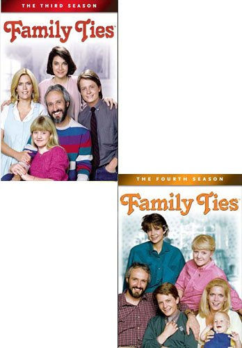 Family Ties - The Third Season (Boxset) / The Fourth Season (Boxset) (2 Pack)