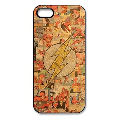 The Flash iPhone Case for iphone 5/5s, Well-designed TPU iphone 5s Case, iphone accessories from Case-Mall