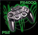 echange, troc Saitek PX4000 - Gamepad - 8 bouton(s) - Sony PlayStation 2 - noir