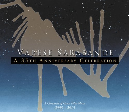 VARESE SARABANDE A 35TH ANNIVERSARY CELEBRATION(4HQCD) by INDIE (JAPAN) (Varese Sarabande 35 compare prices)