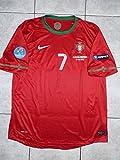 RONALDO EUROCUP 2012 PORTUGAL JERSEY !