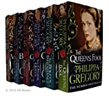 Philippa Gregory Tudor Court Series - 6 books - The Boleyn Inheritance / The Other Boleyn Girl / The Other Queen / The Constant Princess / The Virgins Lover / The Queens Fool