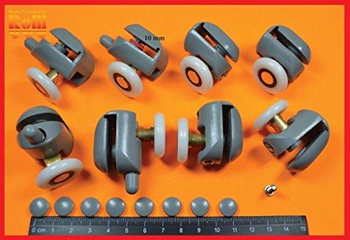 kit-8-ruote-cuscinetti-rotelline-rulli-per-la-porta-doccia-cabina-b43-23mm
