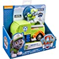 Paw Patrol - Rocky's Recycling Truck works with Paw Patroller from Paw Patrol
