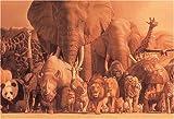 1000ピース 動物たちの地球