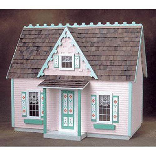Real Good Toys Victorian Cottage Jr Dollhouse Kit - 1 Inch Scale (Real Good Toys Furniture compare prices)