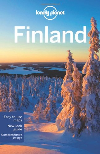 Lonely Planet Finland (Travel Guide) front-844739