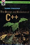 The Design and Evolution of C++ (0201543303) by Stroustrup, Bjarne
