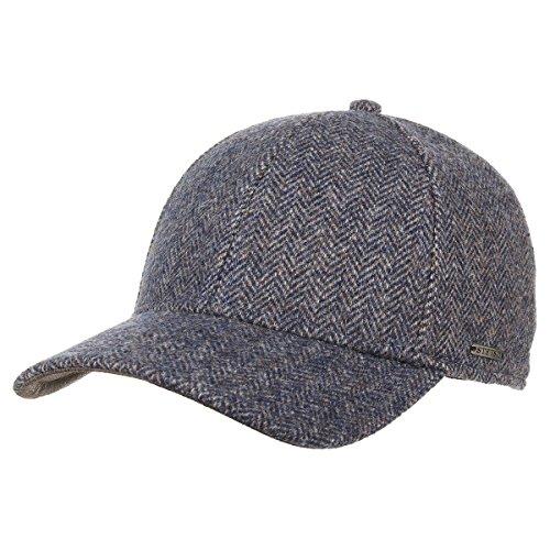 Plano Woolrich Cap Berretto Stetson baseball cap berretto piatto XL/60-61 - blu