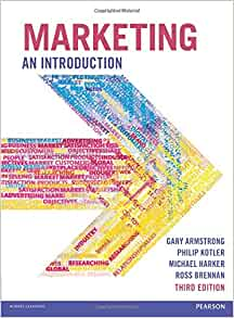 Armstrong and kotler marketing an introduction
