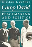img - for Camp David: Peacemaking and Politics book / textbook / text book