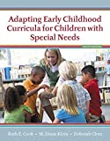img - for Adapting Early Childhood Curricula for Children with Special Needs, Enhanced Pearson eText with Loose-Leaf Version -- Access Card Package (9th Edition) by Ruth E. Cook (2015-04-03) book / textbook / text book