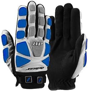 deBeer Lacrosse Handschuh Womens Tempest Glove, Schwarz, Extra Large
