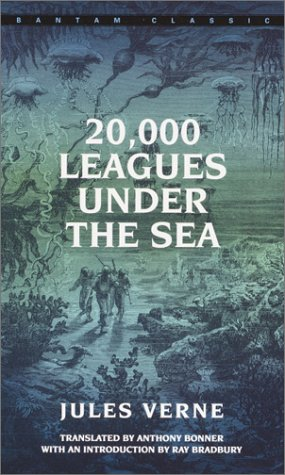 20,000 Leagues Under the Sea (Bantam Classics)