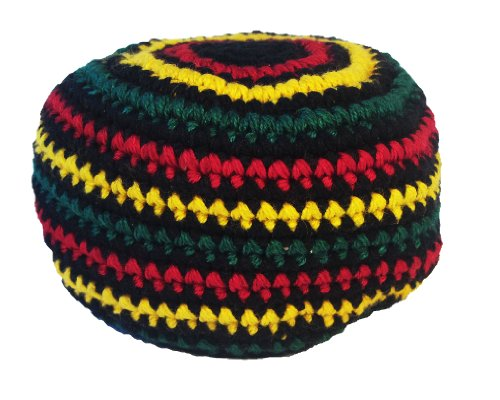 Hacky Sack - Rasta Stripes - 1