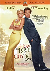 "Cover of ""How to Lose a Guy in 10 Days (W..."