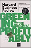 Harvard Business Review on Greening Your Business Profitably