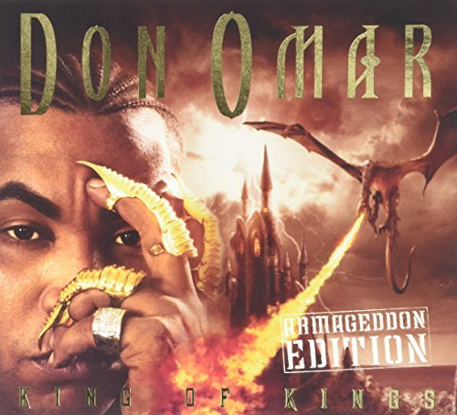 Don Omar - King Of Kings (Armageddon Edition) [cd/dvd Combo] By Don Omar (2006-12-19) - Zortam Music