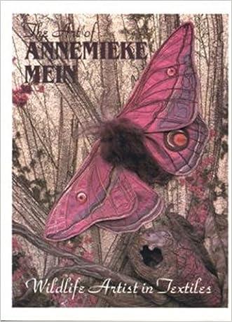 Art of Annemieke Mein: Wildlife Artist in Textiles