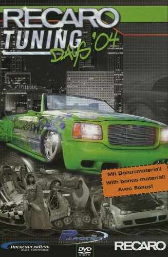 recaro-tuning-days04-dvd