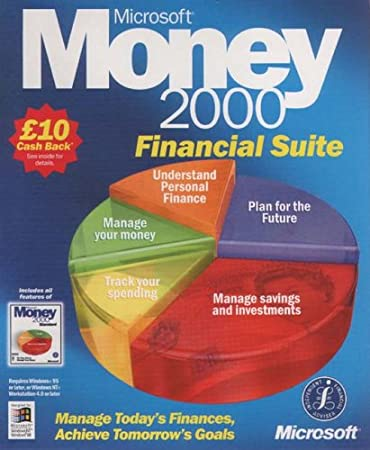 Mircosoft Money 2000 Financial Suite