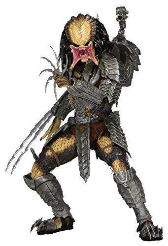 "NECA Predator 7"" Scale Action Figure Series 14 Scar (Unmasked) Action Figure"