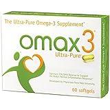 omax3® Ultra-Pure -60 softgels