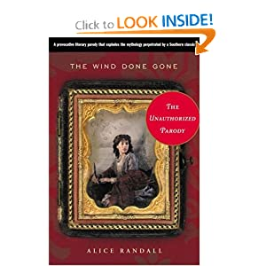 Amazon.com: The Wind Done Gone: A Novel (9780618104505): Alice ...