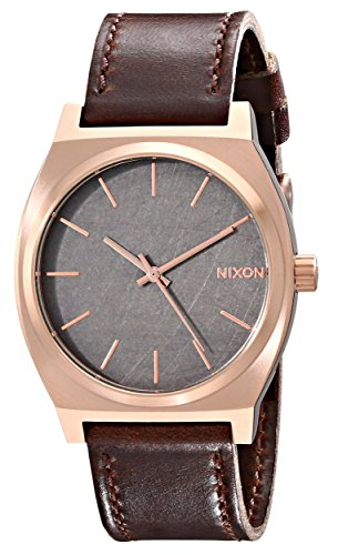 orologio-nixon-display-analogico-cinturino-e-quadrante-a045-2001-rose-gold-tone