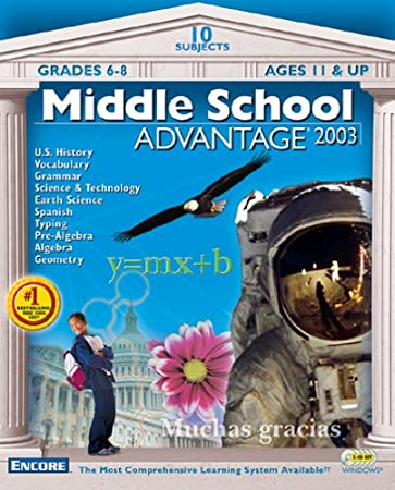 Middle School Advantage 2003
