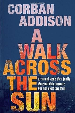 book cover of A Walk Across the Sun