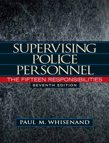police and pearson prentice hall Correctional administratn: integratg theory, seiter, pearson prentice hall, 2001, 013092864x, 9780130928641, criminal justice in north carolina , ellen g cohn, sep 11, 2003, , 129 pages.