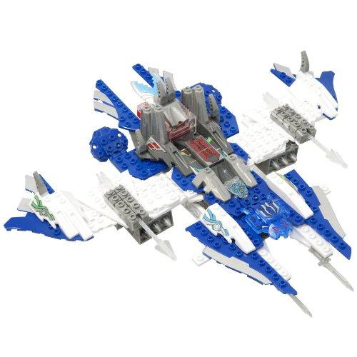 Ionix Tenkai Knights - 2-in-1 Dimensional Dropship / Portal 10701 - 1