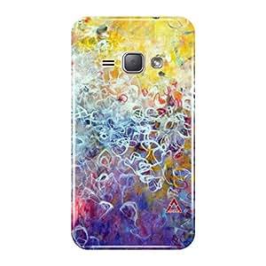 a AND b Designer Printed Mobile Back Cover / Back Case For Samsung Galaxy J1 (2016) (SG_J1_16_3D_3409)