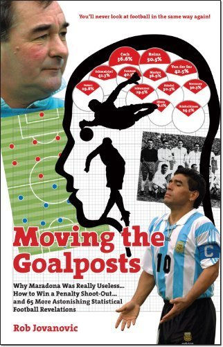 Moving the Goalposts: Why Maradona Was Really Useless... How to Win a Penalty Shoot-Out...and 65 More Astonishing Statistical Football Revelations by Rob Jovanovic (2012-08-20) PDF