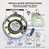 285141 WASHER CLUTCH KIT FOR WHIRLPOOL KENMORE SEARS ROPER ESTATE KITCHENAID