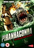 Piranhaconda [Import anglais]