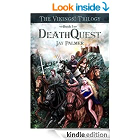 DeathQuest (The VIKINGS! Trilogy Book 1)