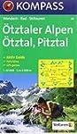 �tztaler Alpen, �tztal, Pitztal: Wand...