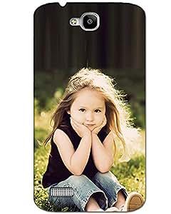MobileGabbar Huawei Honor Holly Back Cover Plastic Hard Case