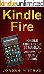 Kindle Fire HD 8 & 10 Manual: All New...
